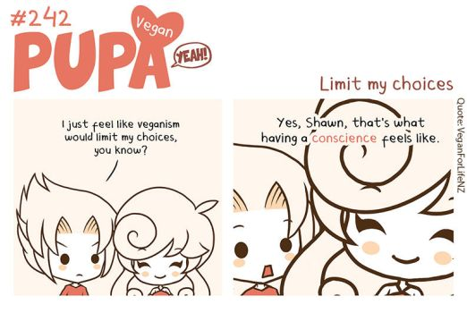 #242: Limit my choices by Pupaveg