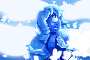 Here Comes a Thought Screenshot Redraw +Speedpaint by Kaykbug