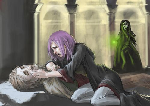 SPOILERS_Lupin + Tonks Ending? by endoftheline