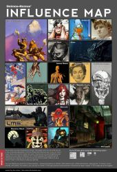 Influence Map by Deimos-Remus