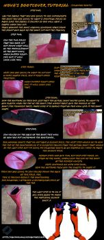 Boot-cover Tutorial by VandorWolf