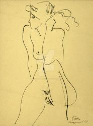 Nude by AmsterdamArtGallery