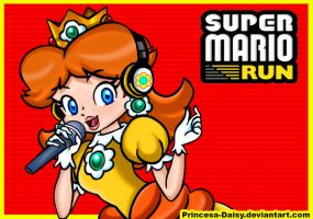 Super Mario Run - Show me your love by Princesa-Daisy
