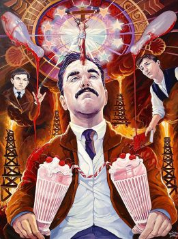 There Will Be Milkshakes! by davidmacdowell