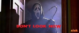 Don't Look Now (FAKE SPONGEBOB TITLE CARD) by Ghostbustersmaniac