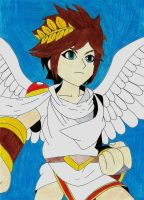 Pit KidIcarus by i-love-shadaze