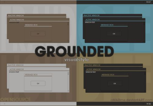 Grounded VS by aMADme