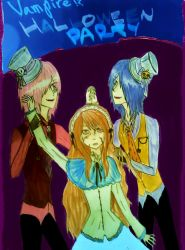 Halloween Party 2 version. by Demontown