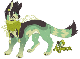 Asymnok Design Auction [ CLOSED ] by Plumbeck