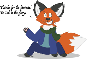 Thanks for the Favorite! by Vulpes-lagopus21