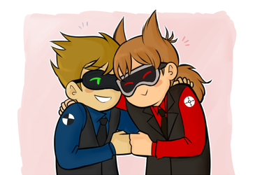 _C:Bros!_ by RobicTheEscapist