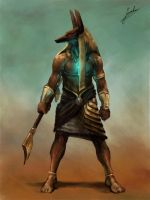 ANUBIS by SirenD