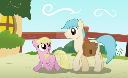 Angelswift Chapter 5 - Going to Fluttershy's House by Deftwise-Zero