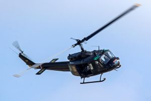 Bell UH-1H Iroquois by Daniel-Wales-Images