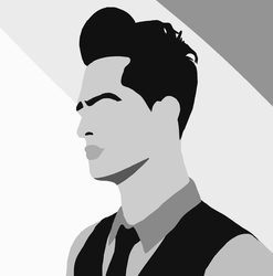 Vectorized Brendon Urie by KmesonAJ