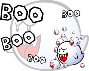 BOO by dhoernlen