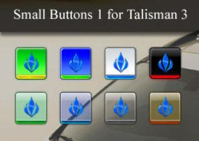 Small Buttons 1 by shadrincarpc