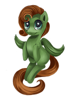My Little Pony OC by WhimsicalMachines