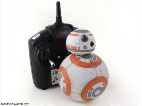 RC bb8 droid  by artmik