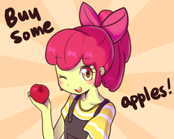 Buy some APPLES! by Haden-2375