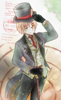 [APH] England by Jenykhuong