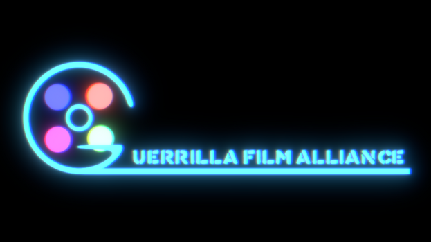 Guerrilla Film Alliance Logo by RedCoreStudios