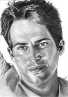 Paul Walker by Origanum