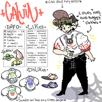calvin - updated ref !! by hvshlove