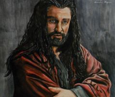 Thorin Oakenshield by Nastyfoxy