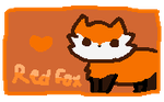 Red Fox lover box ( Members of all foxytales ) by TearyQween
