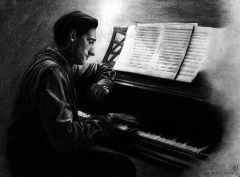 The Pianist by zanephiri