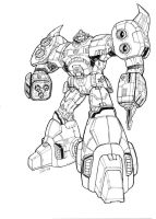 Re-Animated Omega Supreme by hansime