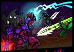 Chapter2 Battle1 by chriscrazyhouse