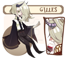 Gilles adoptable-Closed by Cate-adoptables