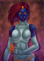 Mystique - final by ChristinaBledsoe