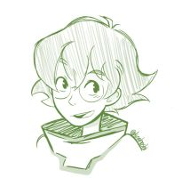 Voltron~ Pidge by LinaHoshi