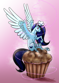 [GoG] Muffin master by JavaLeen