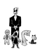 Gaster by Djigallag