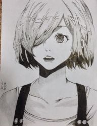 Touka Kirishima Re: by Erin916