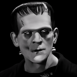 Frankenstein's Monster by FnkMstr74
