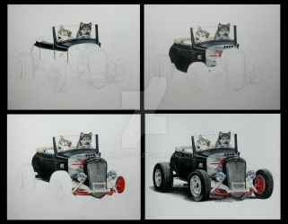 W.I.P. / '29 Roadster (Reserved for Doug) by nethompson