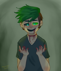 ANTISEPTICEYE by thepikabear