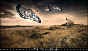 The Tipic Invasion by redoks