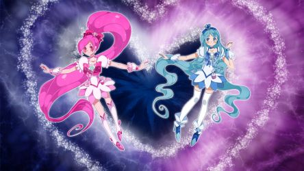Heartcatch Precure by Caentris