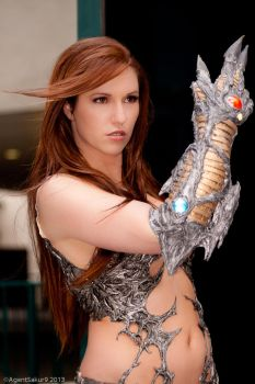 Perfect Witchblade by agentsakur9