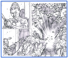 NAKED MAN AT THE END OF TIME - Page 19 Pencils by KurtBelcher1