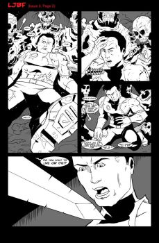 Lets Just Be Foes issue 3 page 2 by NathanKroll