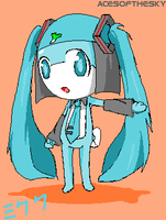 Keron Miku Again by aces-of-the-sky