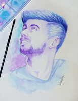 Watercolour Jack Try#2 by LuLACk