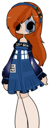 50 Years Anniversary - Doctor Who Adopt Auction by AntelopeShortbread